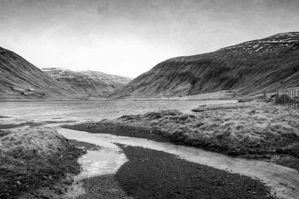 287 Faroe Islands Vagar valleyPanbw