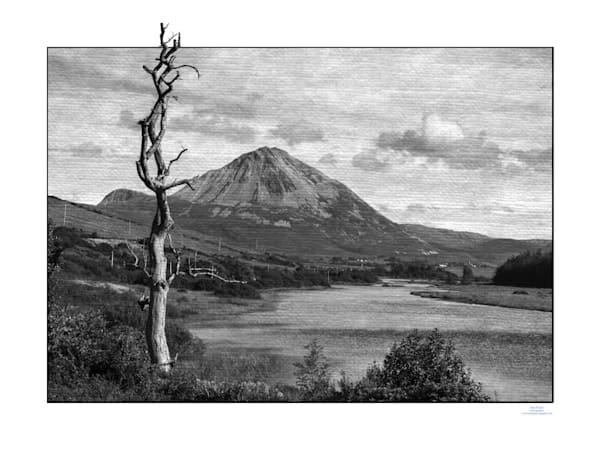 553-Mt ErrigalAacanvasFlat