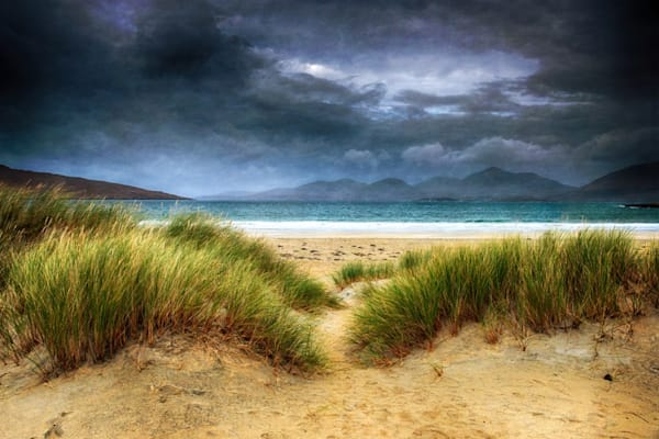 roy fraser seascapephotographer dorset  isle of harris surf hebrides luskentyre