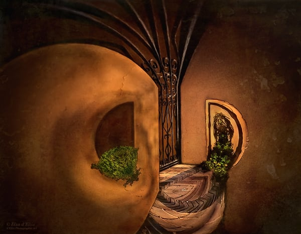 El Portal Candente, d'Ellis Photographic Art photographs, Elsa