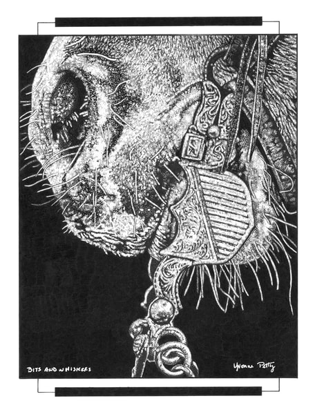 Bits And Whiskers Art | Yvonne Petty Artist