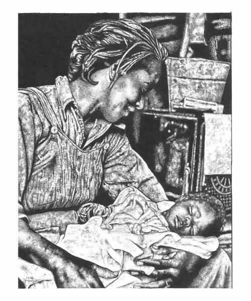 Love  Art   Yvonne Petty Artist