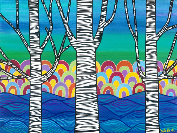 Division Ii Art by blacksgallery.ca