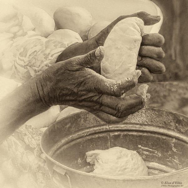 The Bread Maker, d'Ellis Photographic Art photographs, Elsa