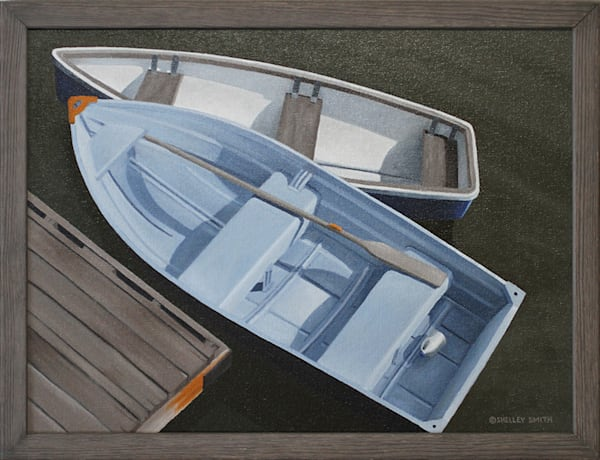Boats | Dinghies | Fine Art Prints & Original Paintings | For Sale