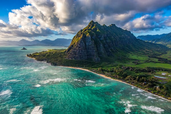 Hawaii Photography | Through the Valley by Leighton Lum