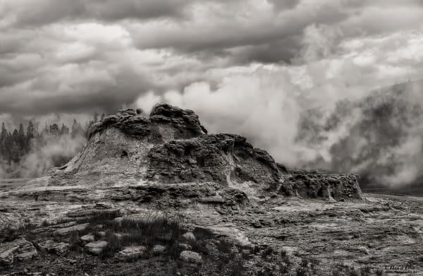 Photo of Castle Rock, d'Ellis Photographic Art photographs, Elsa