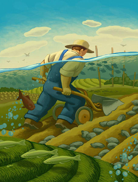 Usc Farming Art | Photographic Works and ArtsEye Gallery