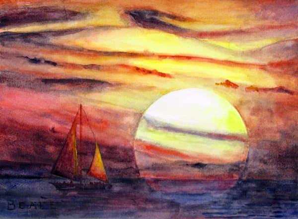 Key West Sunset Art | David Beale