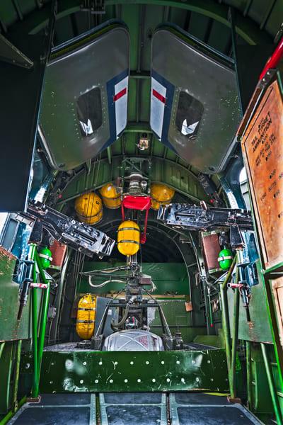 B-24 WW2 War Liberator Bomber Witchcraft Warplane fleblanc