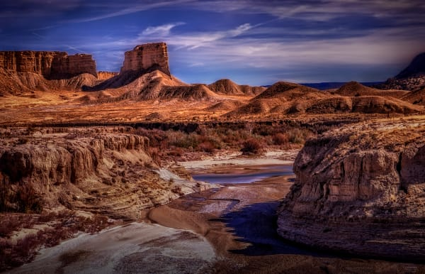 Rio Puerco, d'Ellis Photographic Art photographs, Elsa