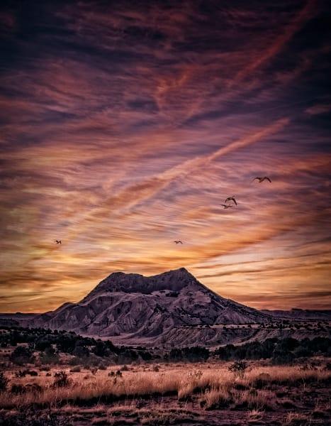 Volcanic Plug, d'Ellis Photographic Art photographs, Elsa