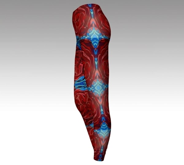 Jo's Rose Fine Art leggings