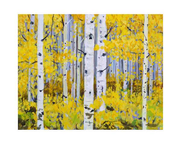 Among the Aspens