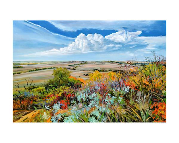 Flint Hills Iv Art | Timmer Gallery | Brian Timmer Art