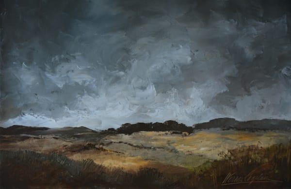 RESERVED - Stormy Landscape