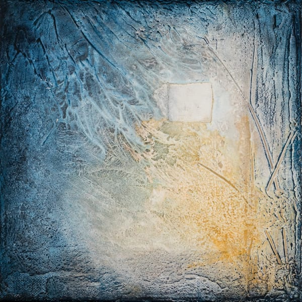 Intervallic 1 | Abstract Painting | Lucy Ghelfi
