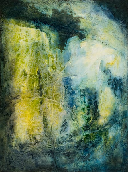 Lighting the Way | Painting by Lucy Ghelfi | For Sale