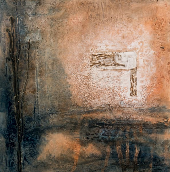 Intervallic 3 | Paintings by Lucy Ghelfi | For Sale