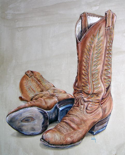 Randys Holy Boots