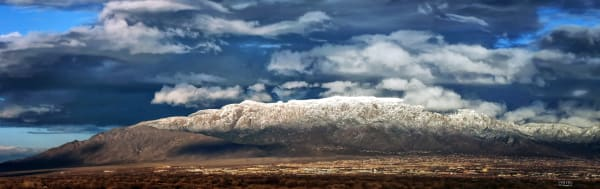 Photo of Sandia Skyscapes #2, d'Ellis Photographic Art photographs, Bill