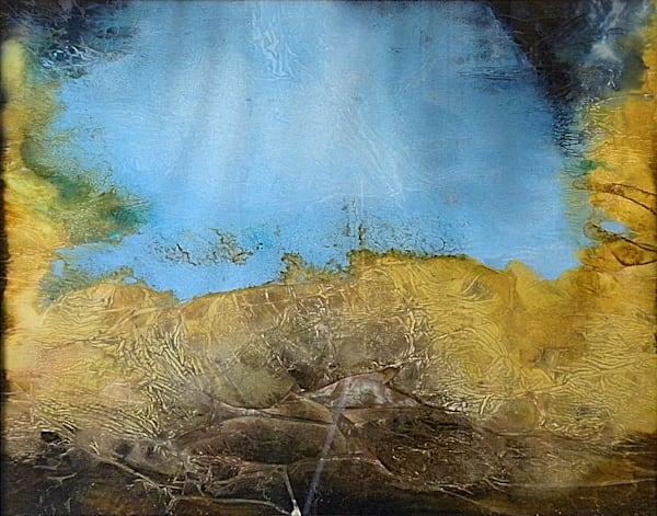 """Ocean Art - """"Titan Tidal"""" painting by Sarah Hanson"""