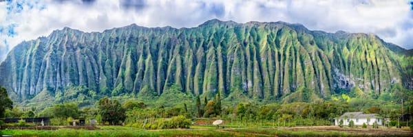 Hawaii Skyscrapers - art photographs