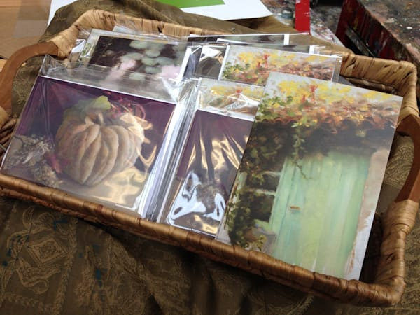 Fine Art Greeting Cards - Five Pack