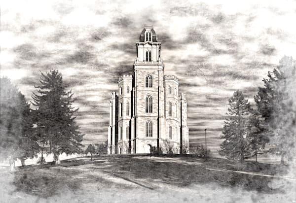 Prophesy - Manti, Utah LDS Temple