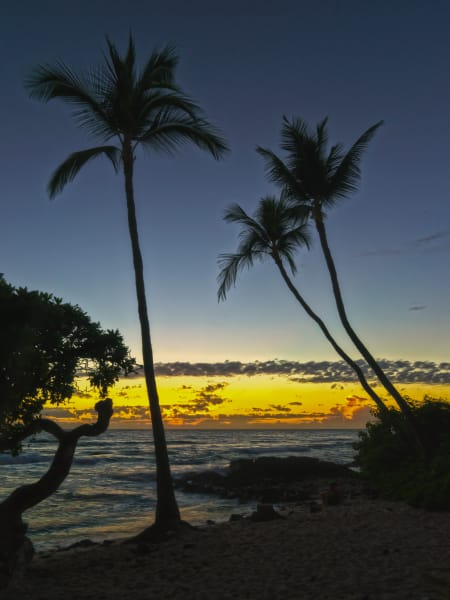 Photo of Kailua Sunset, d'Ellis Photographic Art photographs, Bill