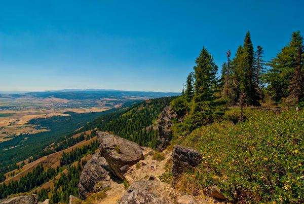 Mt. Emily View