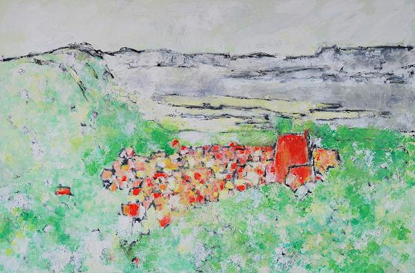 Remote Town Iii Art | Fountainhead Gallery