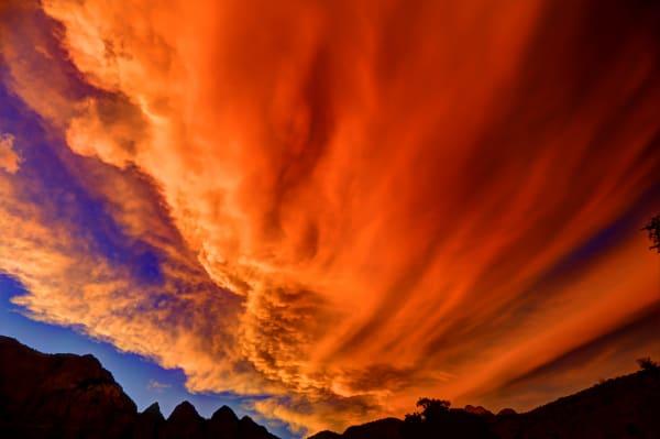 Zion Sky Fire