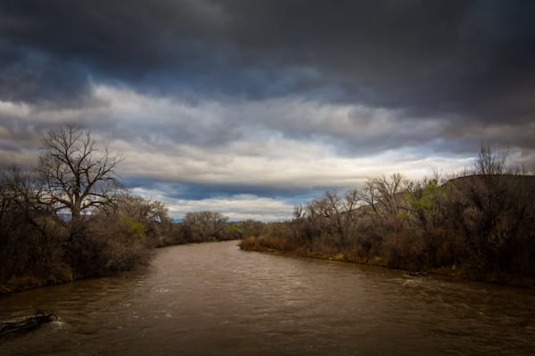 Chama RIver, Landscape, New Mexico, Photography, Southwest