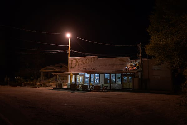 New Mexico, Photography, Southwest, nocturne, nightscape, Dixon, Dixon NM,