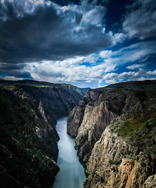 Colorado, Landscape, Photography, Southwest, Gunnison, Gunnison Canyon, Black Canyon, river, Gunnison River