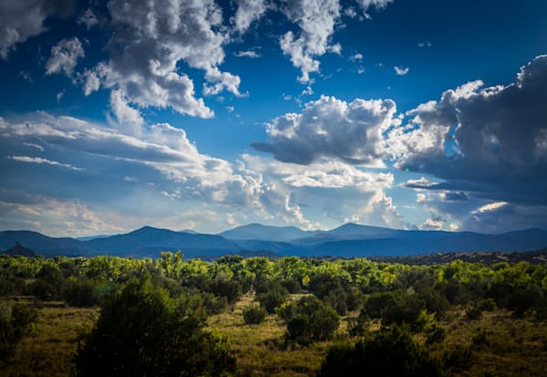 Landscape, New Mexico, Photography, Jemez Mountains, Southwest,