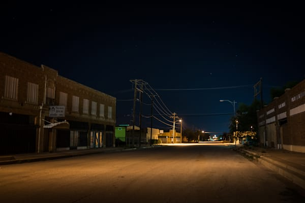 Photography, Southwest, Texas, nocturne, nightscape, Southwest, Big Spring