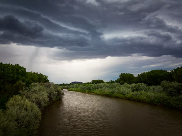 Landscape, New Mexico, Photography, Rio Grande, Southwest, river,