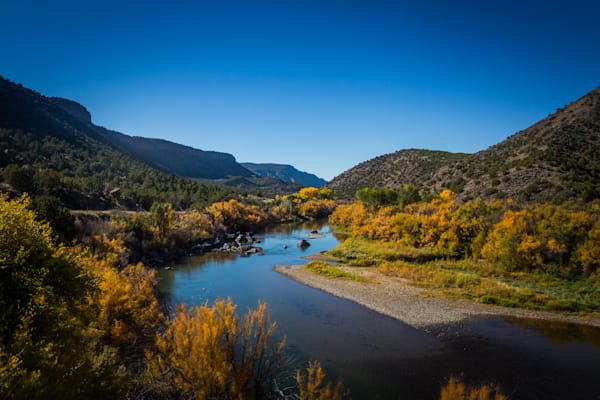 Landscape, New Mexico, Photography, Rio Grande, Southwest, Fall, Autumn