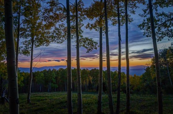 Autumn, Landscape, Photography, New Mexico, Aspens, Sunset, Southwest