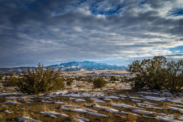 Winter Ortiz Mountains 7741 Art | jonathankeeton