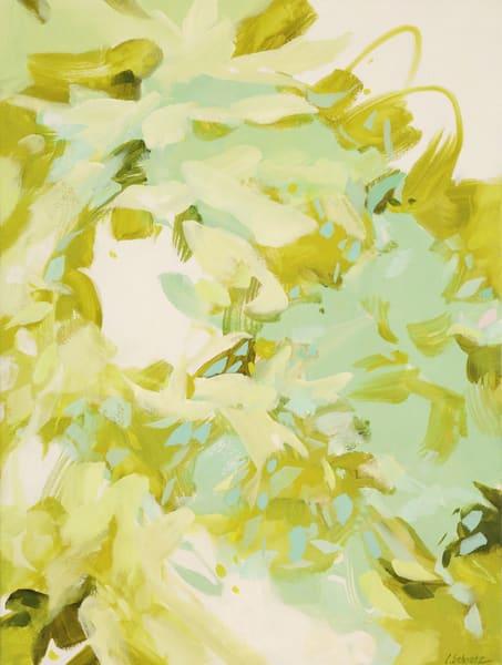 Cascading Rhythms, abstract by Cameron Schmitz, 2017