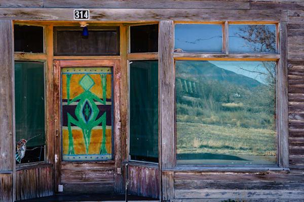 Lizard Door
