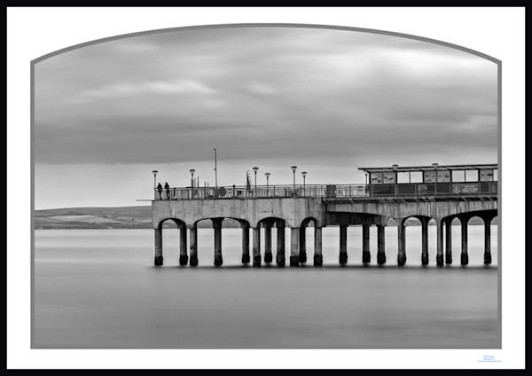 roy fraser dorset seascapephotographer boscombe pier fishermen