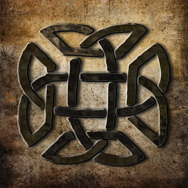 Celtic Metalwork Art paintings for sale | Grimalkin Studio
