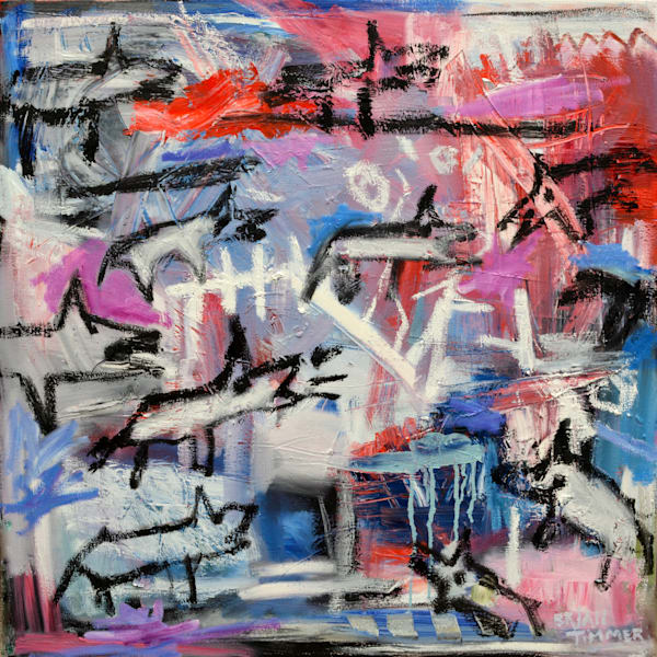 Thought Dogs Art | Timmer Gallery | Brian Timmer Art