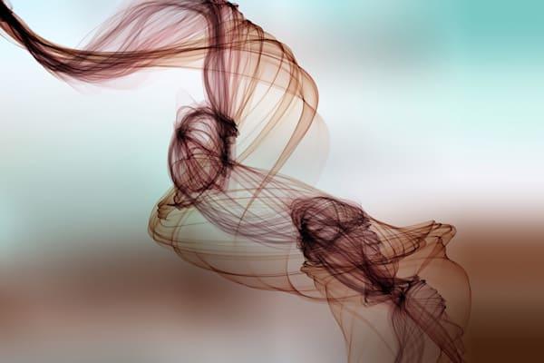 Orl 10296 The Invisible World Movement 9 Art | Irena Orlov Art