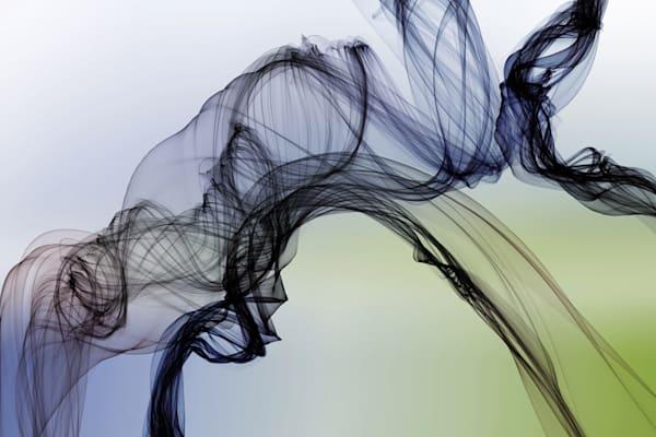 Orl 10300 The Invisible World Movement 13 Art | Irena Orlov Art