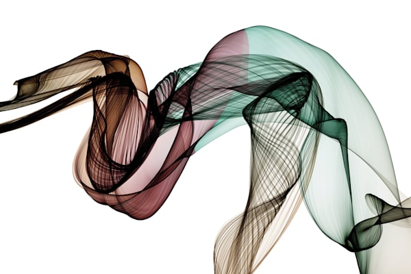 Orl 10319 The Invisible World Movement 31 Art | Irena Orlov Art